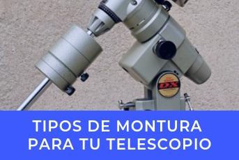 tipos de monturas para telescopio thumbnail