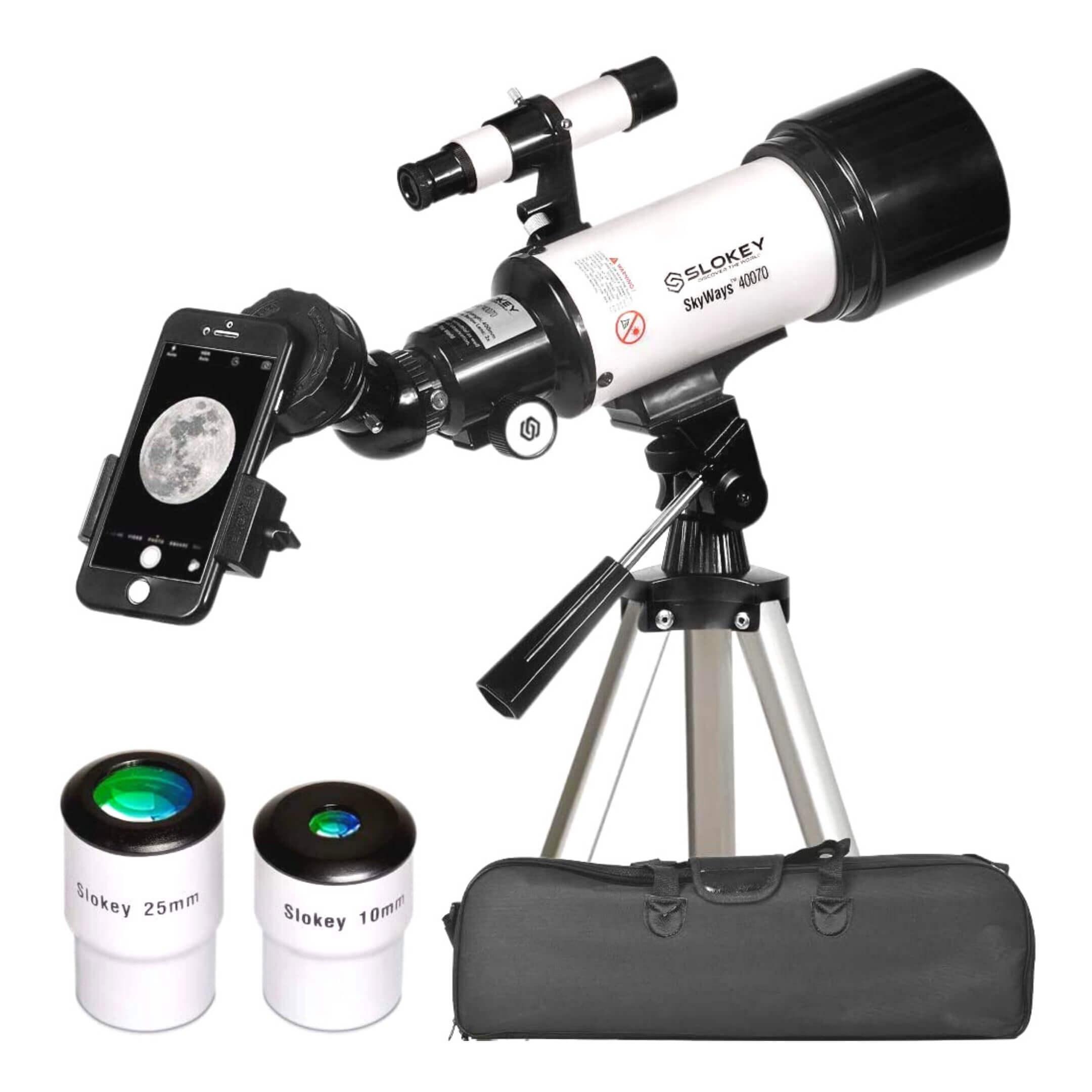 telescopio slokey