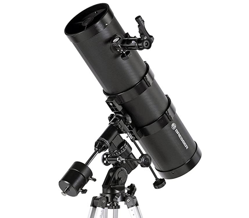 Telescopio newotoniano Bresser Pollux 150 1400