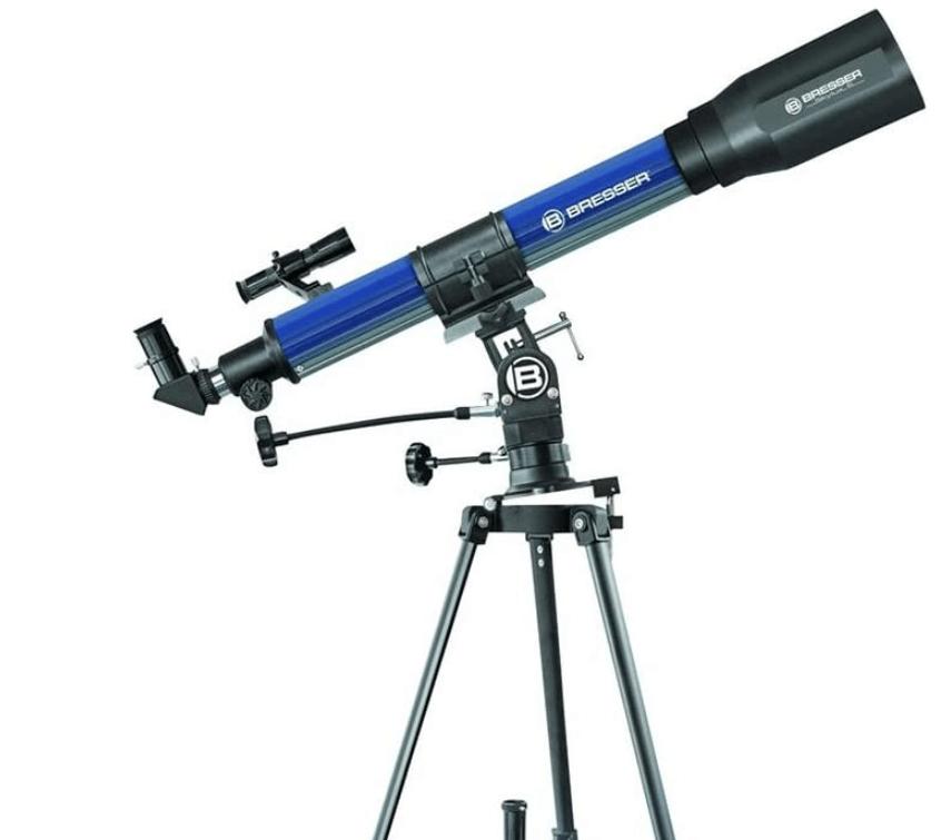 Telescopio refractor Bresser Junior 70 900