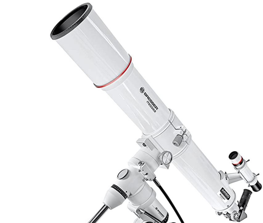 Bresser Messier 90 900 con montura ecuatorial