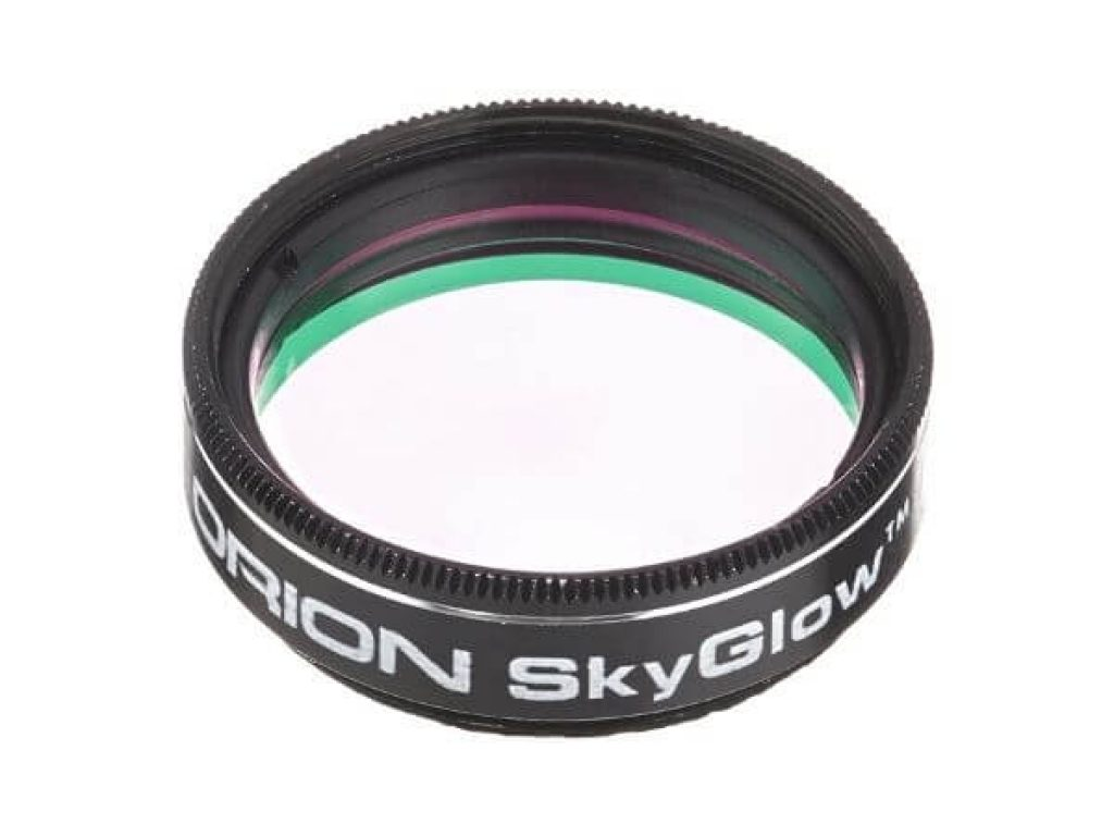 Filtro Orion Banda ancha contaminacion luminica