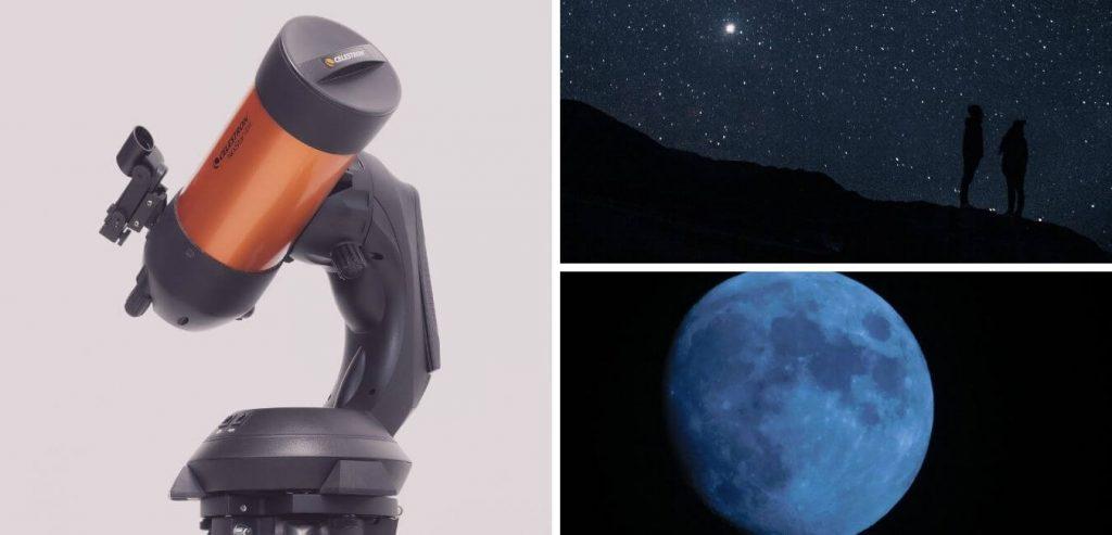 telescopio catadioptrico celestron next star